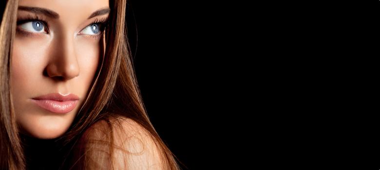Permanent Makeup Model jung