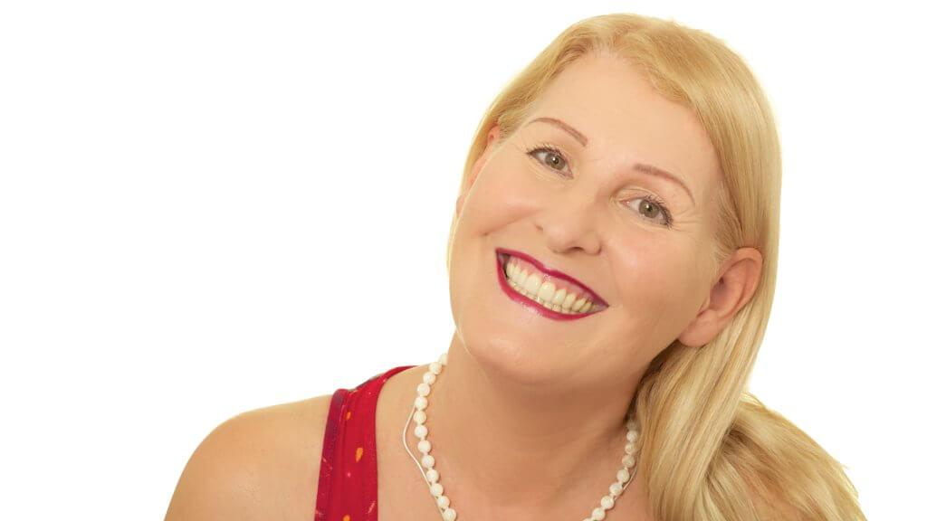 Helga von Kannen Porträt solo